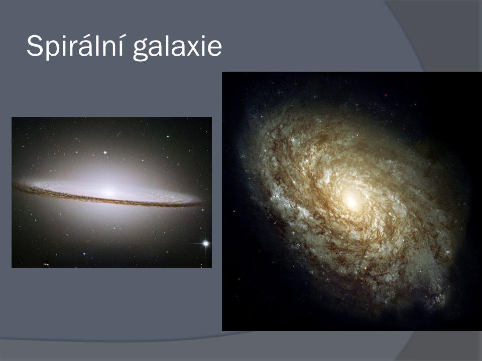 Spirální galaxie
