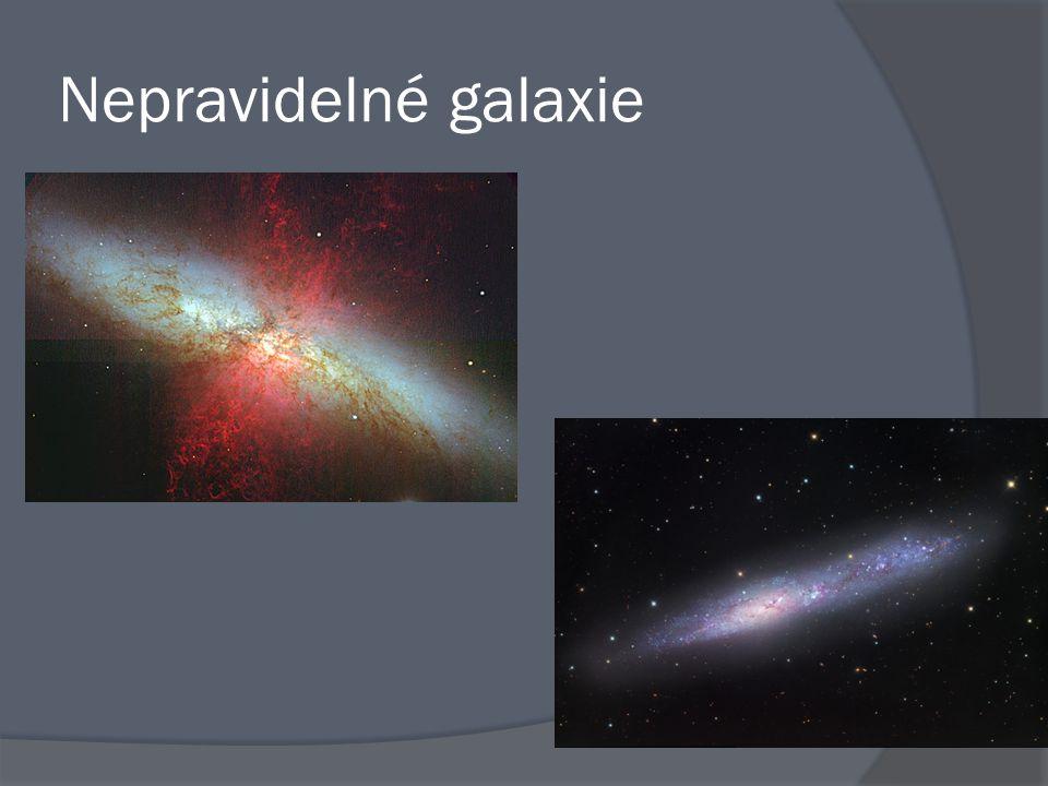 Nepravidelné galaxie