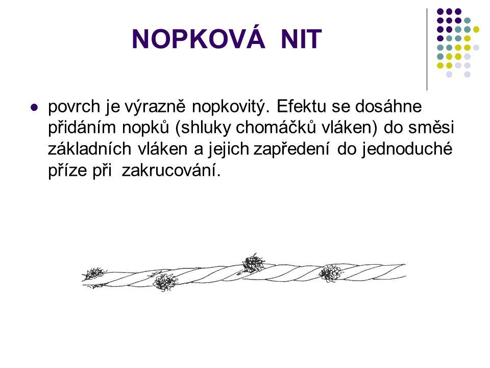 PLAMENOVÁ NIT