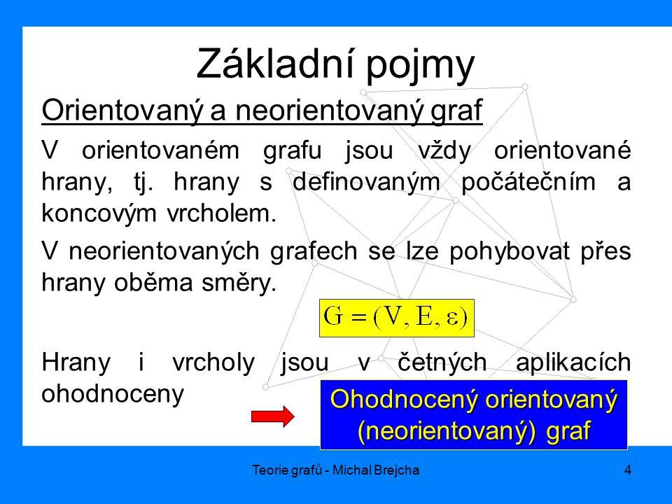 Teorie grafů - Michal Brejcha15 Značkování vrcholů