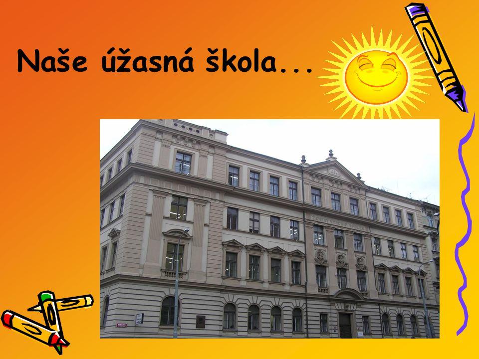 Naše úžasná škola...