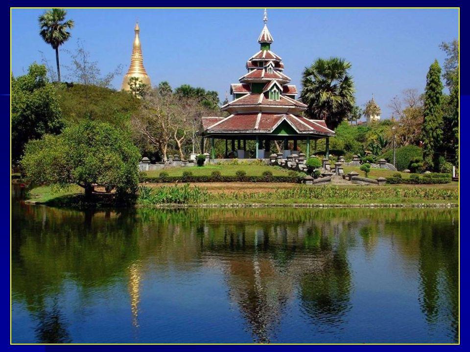 Barma, stát již v antice známý jako