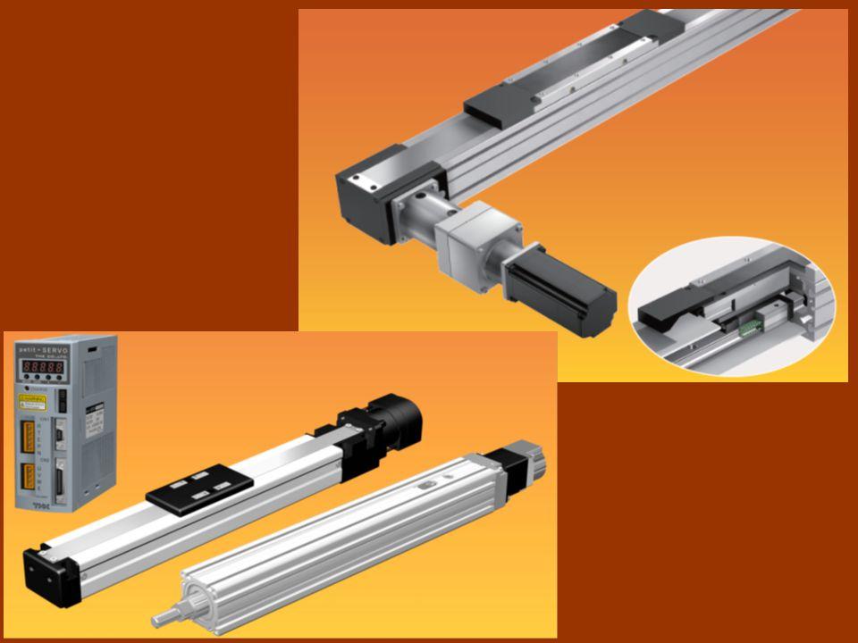 Tubulární LSM Trubkový magnet  rovnoměrné působení síly po obvodu válce  výsledná radiální síla je nulová Trojfázové vinutí je uloženo po obou stranách, střídání pólů je odvozeno od indukčního točivého stroje