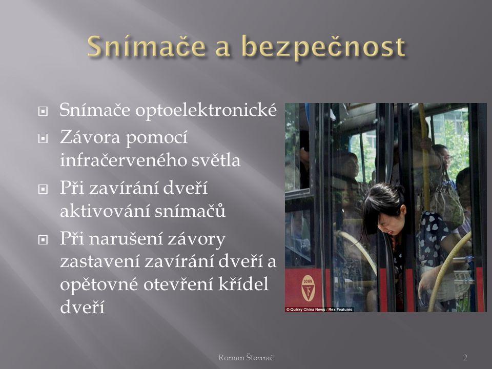  V dnešní době jsou na českém trhu převážně 3 typy tramvajových dveří.