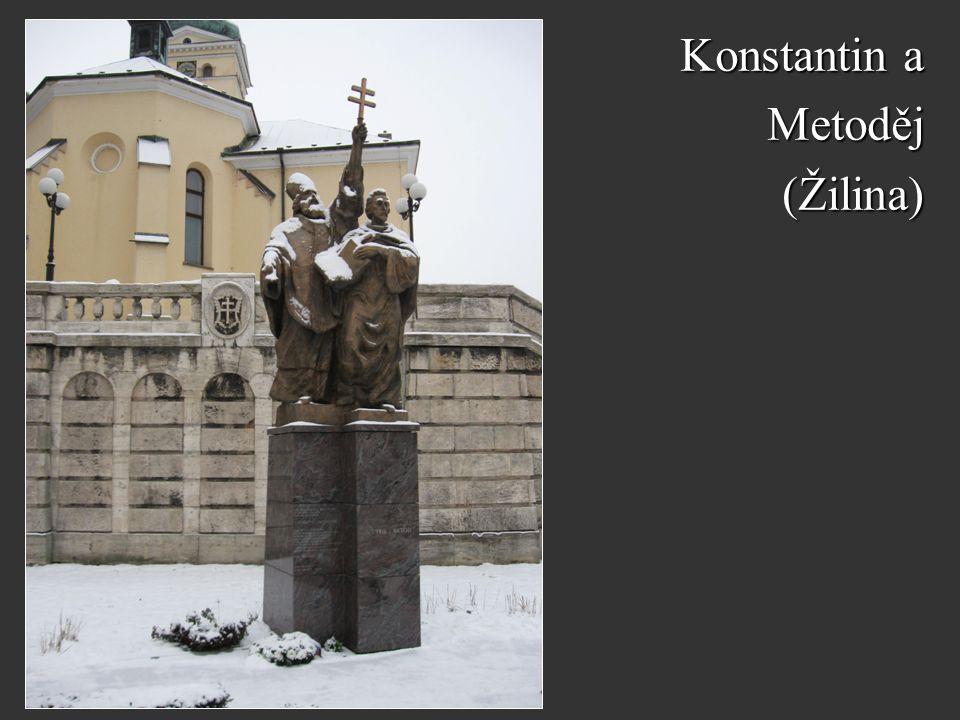 Konstantin a Metoděj(Žilina)