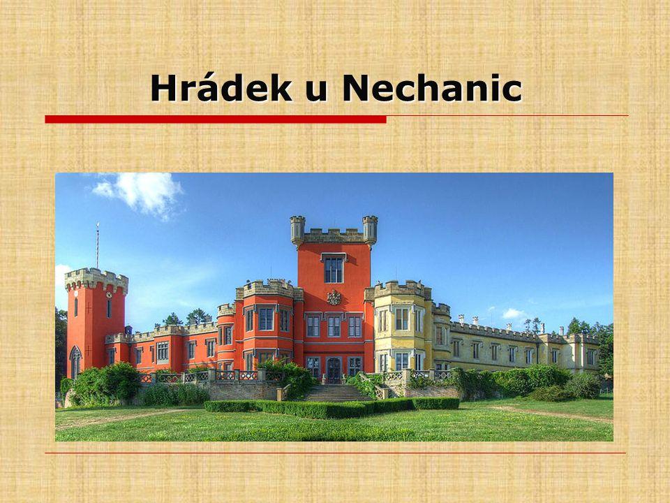 Hrádek u Nechanic