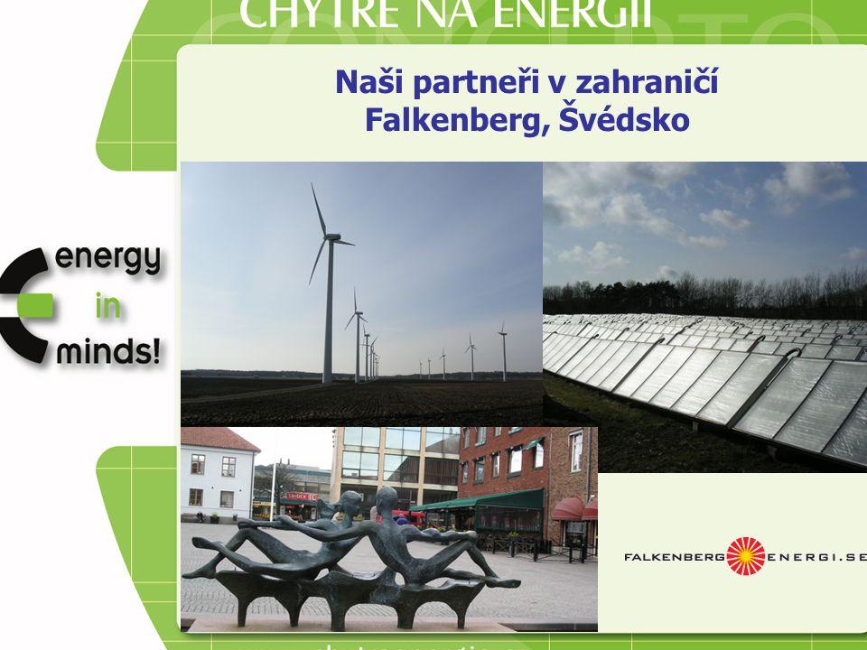 Naši partneři v zahraničí Falkenberg, Švédsko