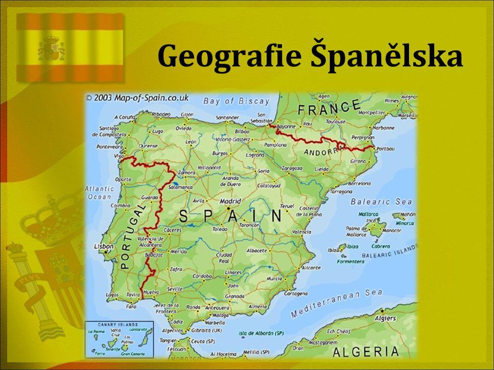 Základní informace Oficiální název: Španělské království Hlavní město: Madrid Rozloha: 505, 782 km 2 Počet obyvatel: 46 087 170 Státní zřízení: parlamentní konstituční monarchie Jazyk: kastilská španělština 74%, katalánština 17%, baskitština 2%, galicijština 7% Měna: Euro Složení obyvatel: Španělé 73%, Katalánci 18%, Baskové 2,5% Náboženství: římsko-katolické 94%, ostatní 6% Král: Juan Carlos I.