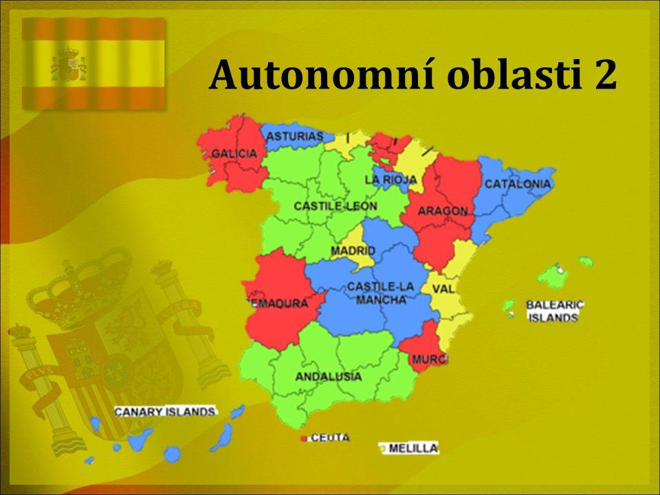 Autonomní oblasti 2