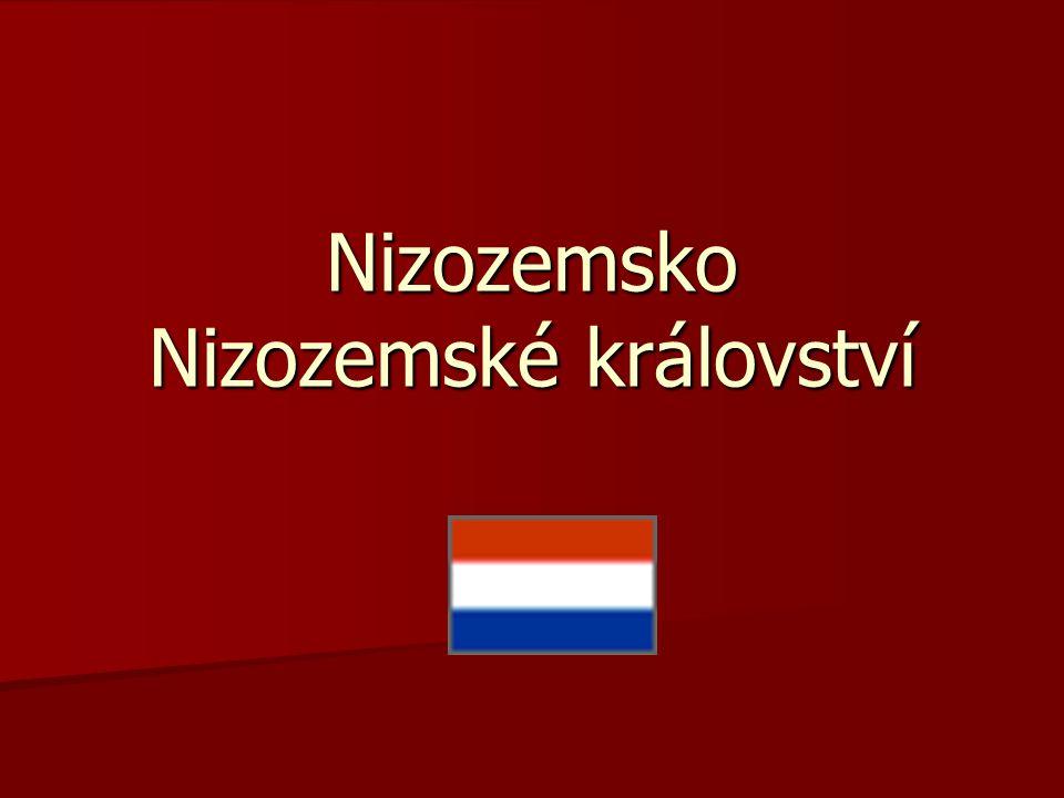 Obecné informace Nizozemsko patří mezi šest zakládajících států Evropských společenství.