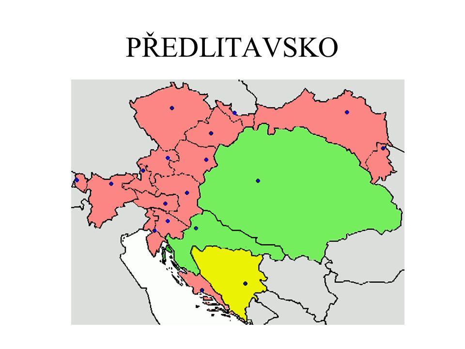 PŘEDLITAVSKO