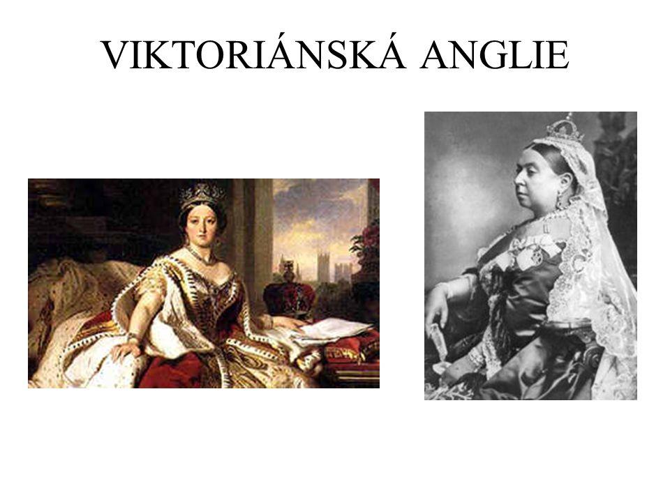 VIKTORIÁNSKÁ ANGLIE