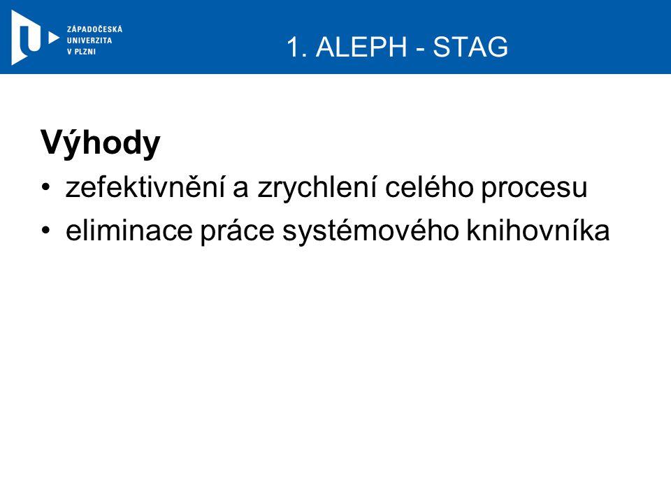 3. ALEPH – WEBAUTH Napojení na systém jednotného přihlašování (single sign-on, sso)