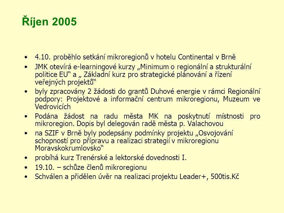 Říjen 2005 4.10.