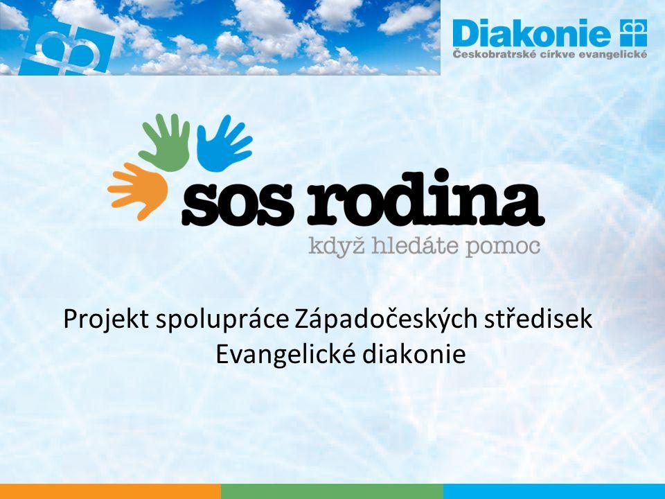 Projekt spolupráce Západočeských středisek Evangelické diakonie