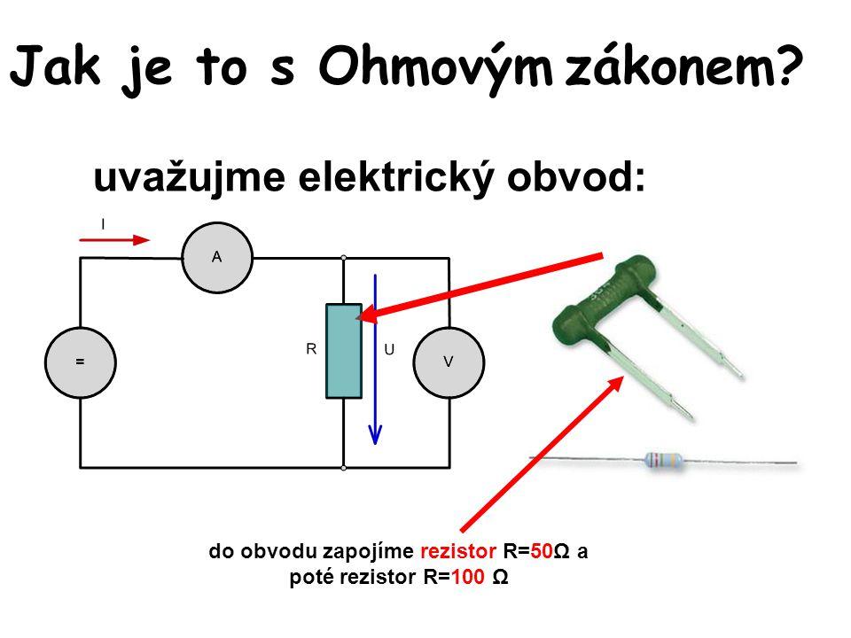 Mikroskopický pohled na Ohmův zákon elektrický odporPři průchodu elektronového plynu objemem vodiče dochází ke srážkám jednotlivých elektronů s kmitajícími ionty mřížky – důsledkem je elektrický odpor.