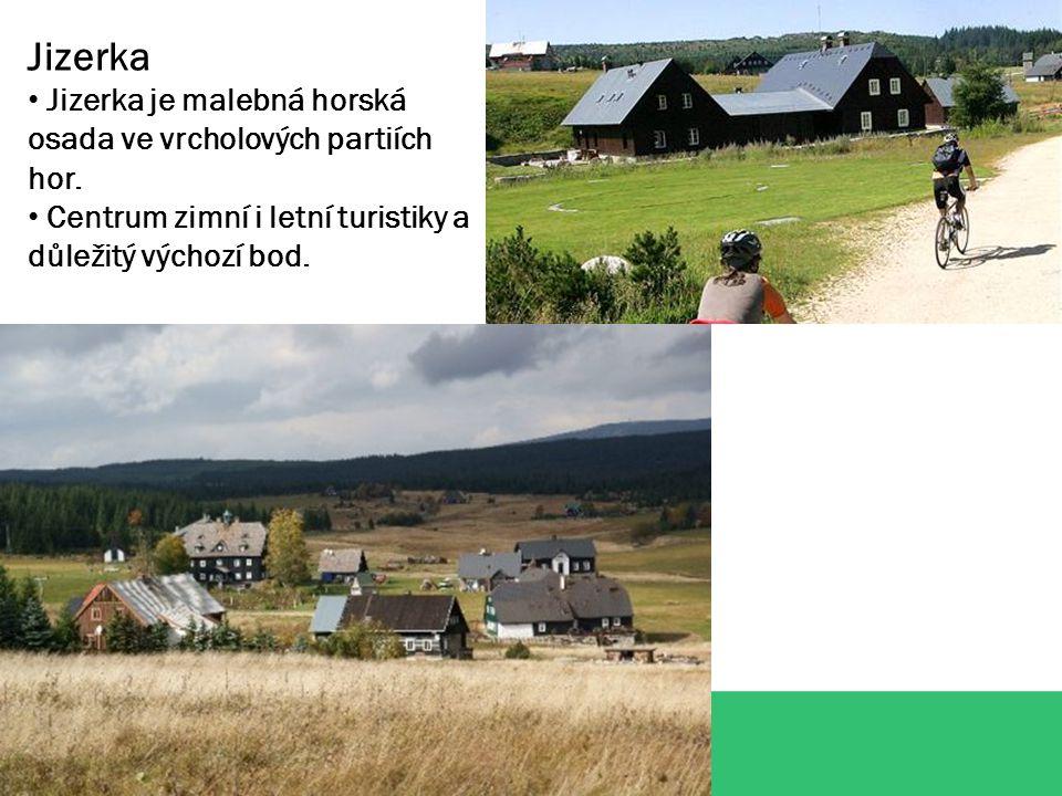 Jizerská padesátka Nejoblíbenější lyžařský závod v ČR.