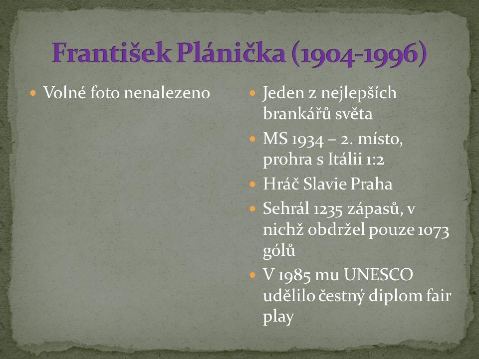Jeden z nejlepších brankářů světa MS 1934 – 2.