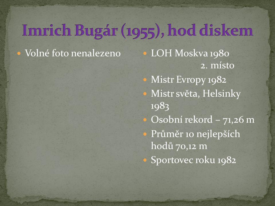 LOH Moskva 1980 2.