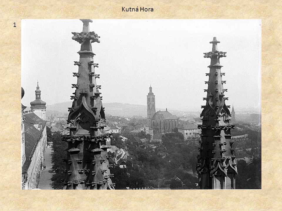 1 Kutná Hora