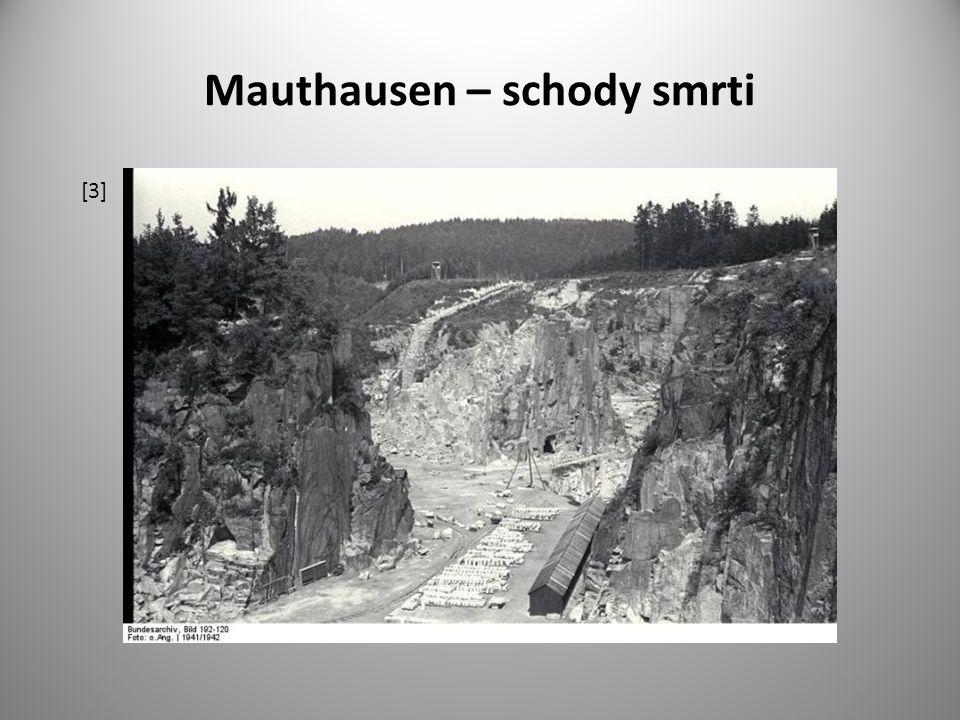 Mauthausen – památník čs. vězňům [4] [5]