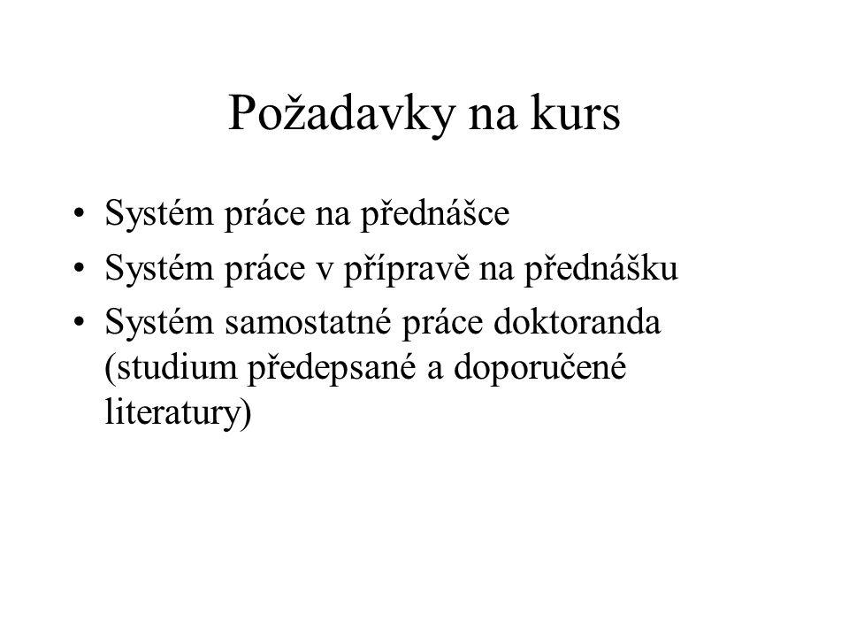 Metodologie vědy P.K.