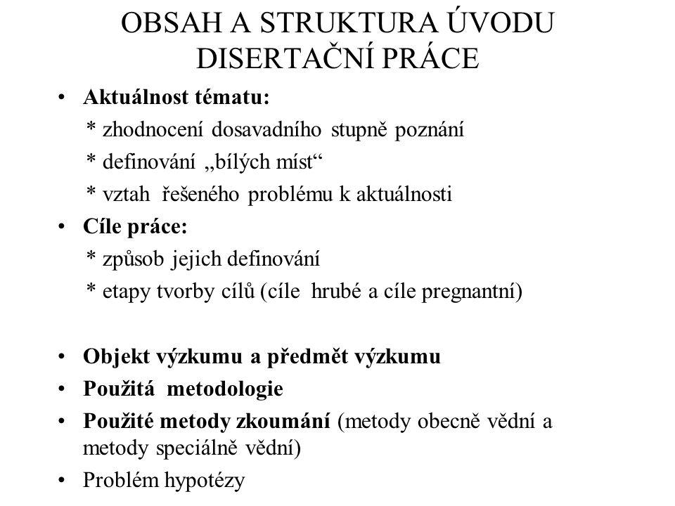 Strukturalismus (1) Klíčová slova: Struktura (J.
