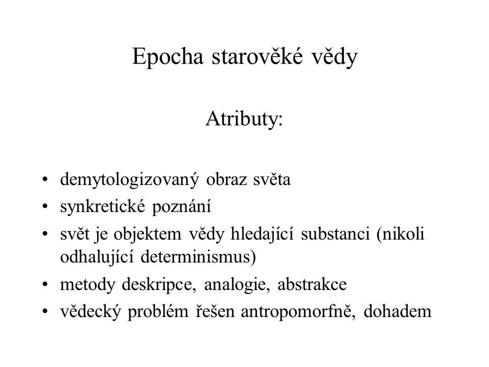 Pozitivistická a novopozitivistická koncepce filozofie vědy (2) Empiriokriticismus (R.