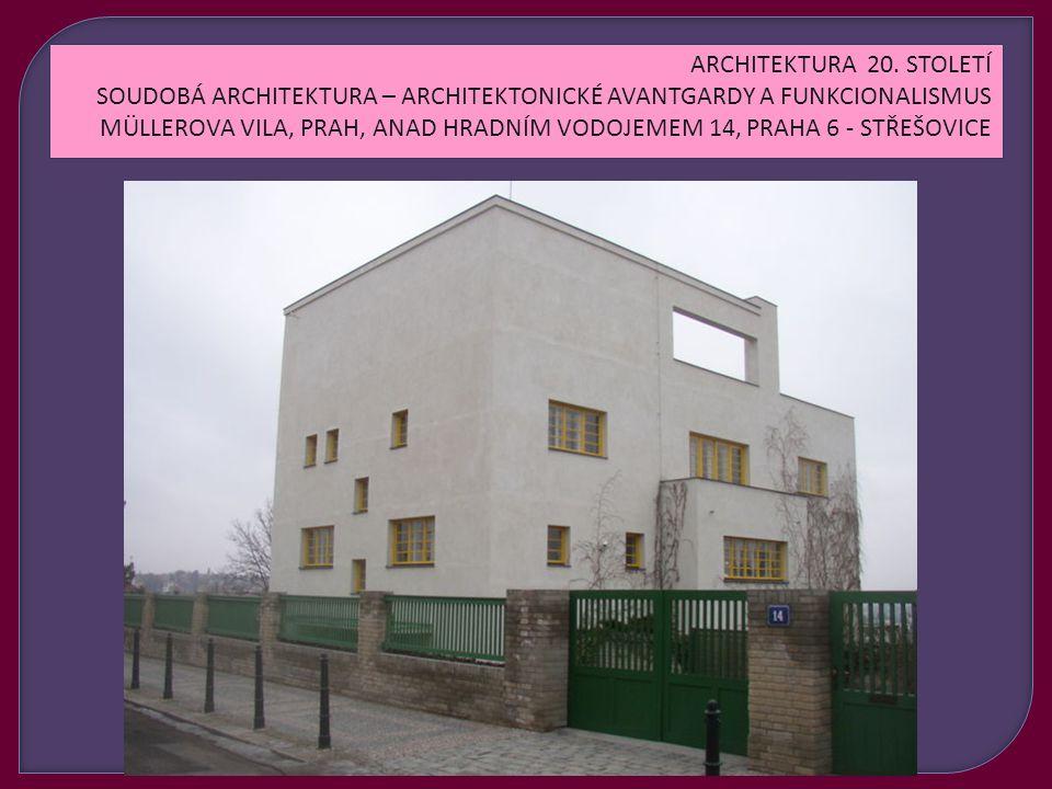 ARCHITEKTURA 20.