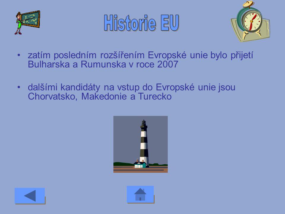 po složitém přijetí (ratifikaci) tzv. maastrichtské smlouvy se v roce 1992 přetvořila ES na Evropskou unii (EU) v roce 1996 se EU rozšířila o Finsko,
