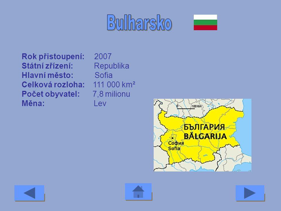 Rok přistoupení: Zakládající člen Státní zřízení: Konstituční monarchie Hlavní město: Brusel Celková rozloha: 30 158 km² Počet obyvatel: 10,2 milionu