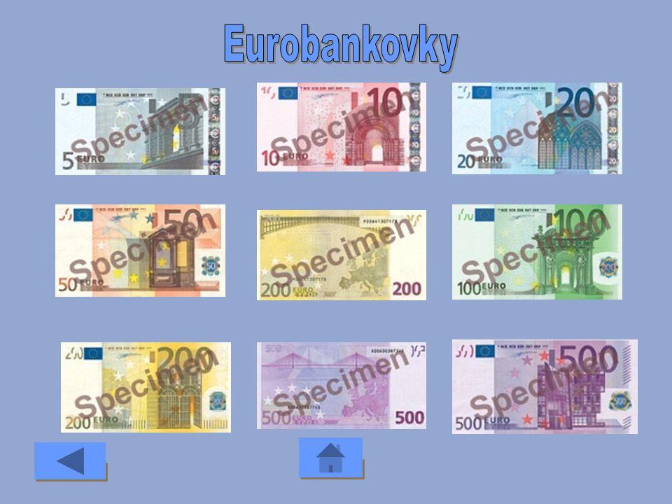 Eurobankovky Euromince Země Ukončení platnosti národního oběživa Přepočítací koeficient 1 EUR (euro) = Německo31.12. 20011,95583 DEM Nizozemsko28. 1.