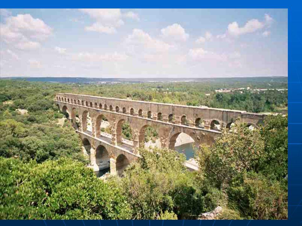 Aquaduct Pont du Gard