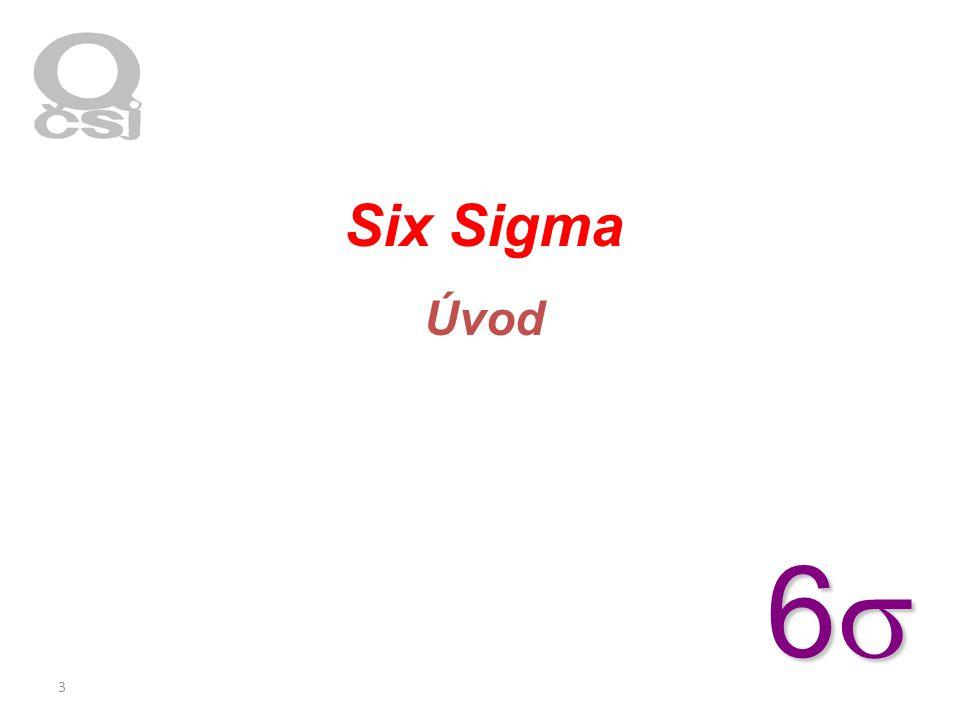 3 Six Sigma Úvod 6666