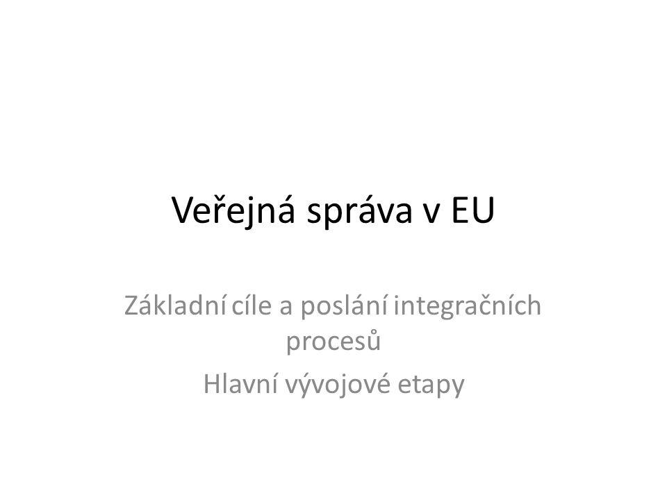 Lisabonská smlouva 2.Efektivnější Evropa: – efektivní rozhodování (rozhodování kvalifikovanou většinou) – stabilnější a efektivnější institucionální rámec (např.předseda Evropské rady) – vyšší akceschopnost EU v zájmu kvality života občanů EU (např.