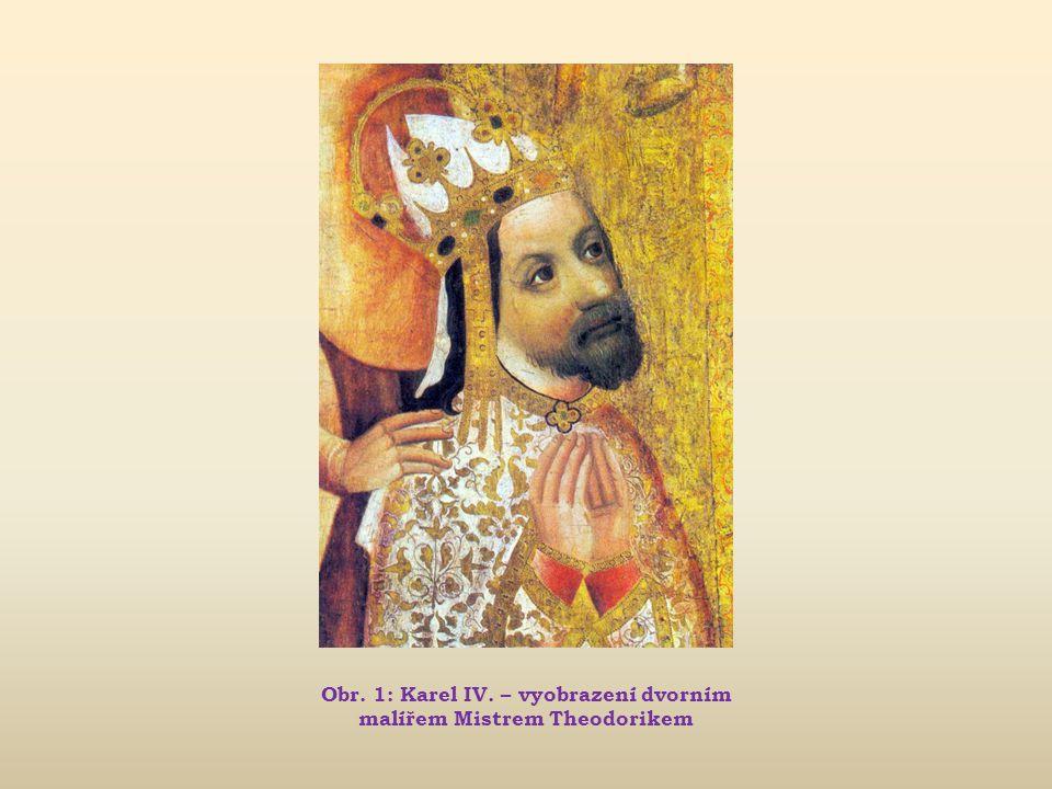 Karel IV. Osobnosti české historie a jejich doba