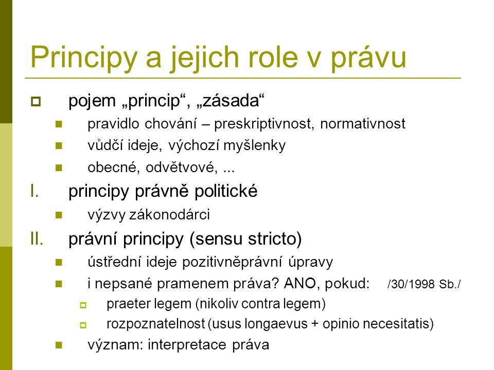 Informovanost a účast veřejnosti  východiskem ž.p.