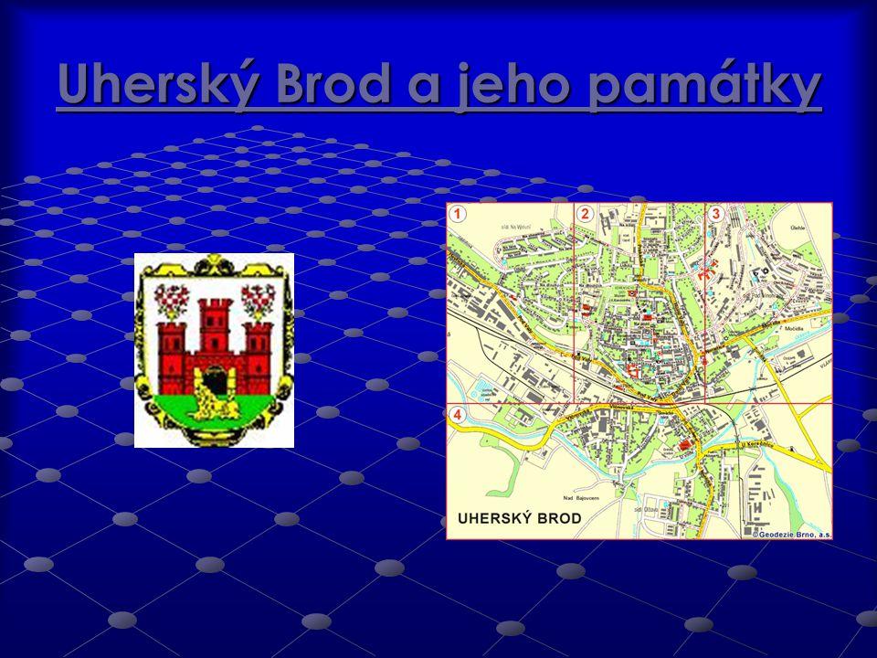 Uherský Brod a jeho památky