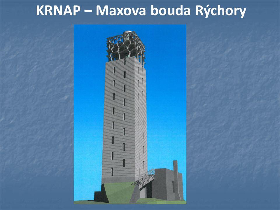 KRNAP – Maxova bouda Rýchory