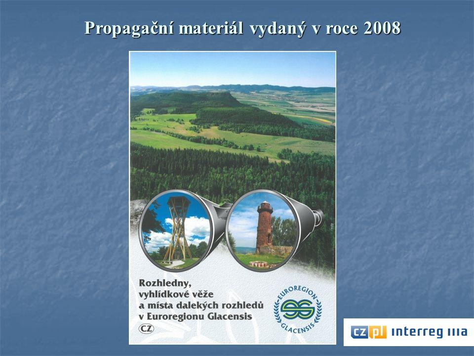 Propagační materiál vydaný v roce 2008