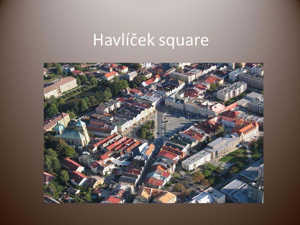 Havlíček square