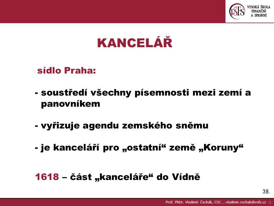 39.Prof. PhDr.