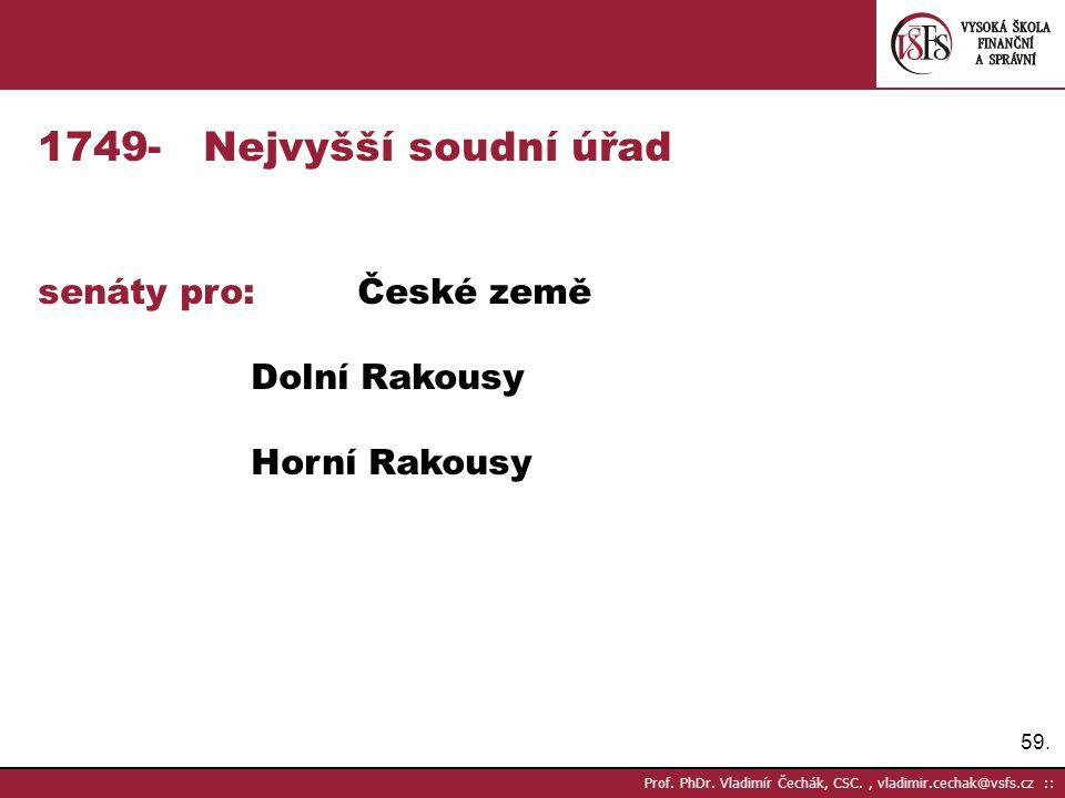 60.Prof. PhDr.