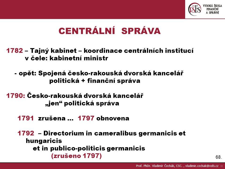 69.Prof. PhDr.