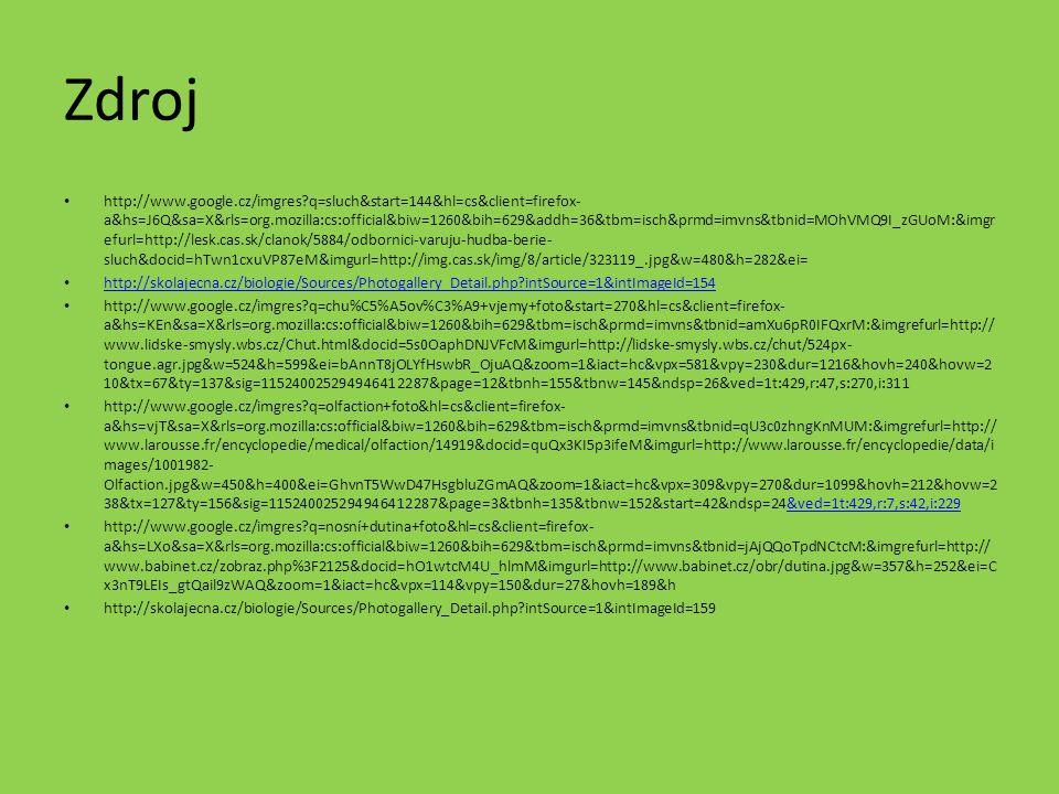Zdroj http://www.google.cz/imgres?q=sluch&start=144&hl=cs&client=firefox- a&hs=J6Q&sa=X&rls=org.mozilla:cs:official&biw=1260&bih=629&addh=36&tbm=isch&