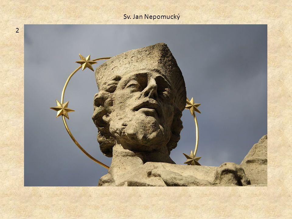 2 Sv. Jan Nepomucký