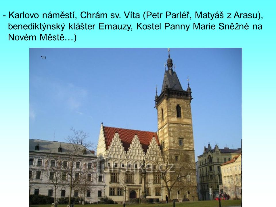 m - Karlovo náměstí, Chrám sv.