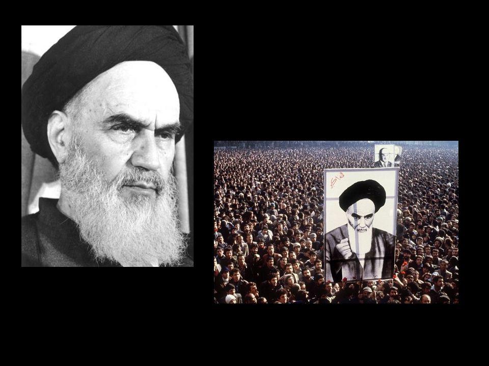 ÍRÁNSKÁ ISLÁMSKÁ REPUBLIKA PO SMRTI CHOMEJNÍHO v čele Íránu stojí Nejvyšší vůdce ajatolláh, dohlíží na celý teokratický systém státu, je volen doživotně Rada dohlížitelů dvanáctičlenná rada, kontrola exekutivy a tvorby zákonů, volena Nejvyšším vůdcem 290 členná legislativa spíše formální funkce, voleni lidem prezident