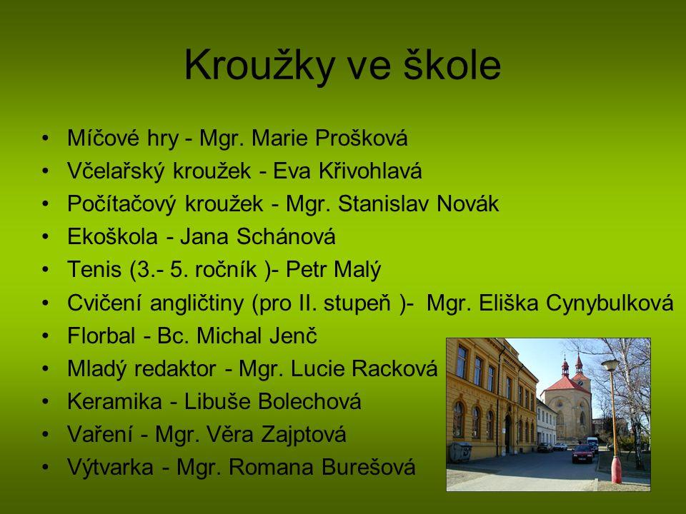 Turistické zajímavosti Třebenic Košťálov - zřícenina Sutom Vlastislav Děkovka Hrádek (Oltářík) Muzeum českého granátu Dřemčice Třebívlice