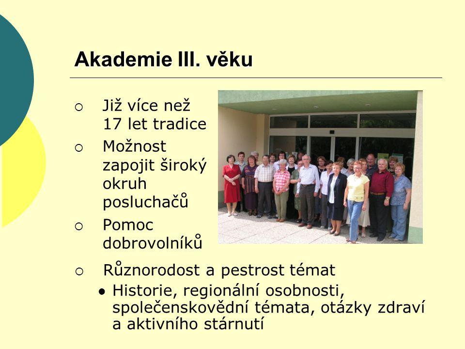 Akademie III.